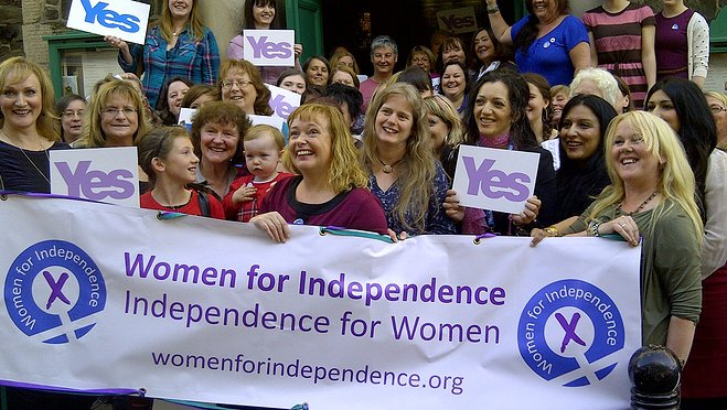 Women for Independence 1