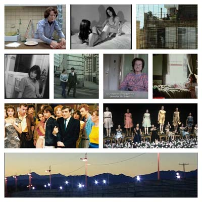 Collage Akerman films