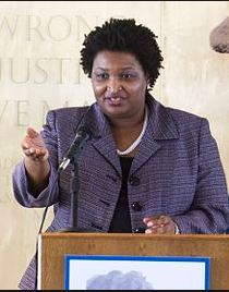 USA-Stacey Abrams